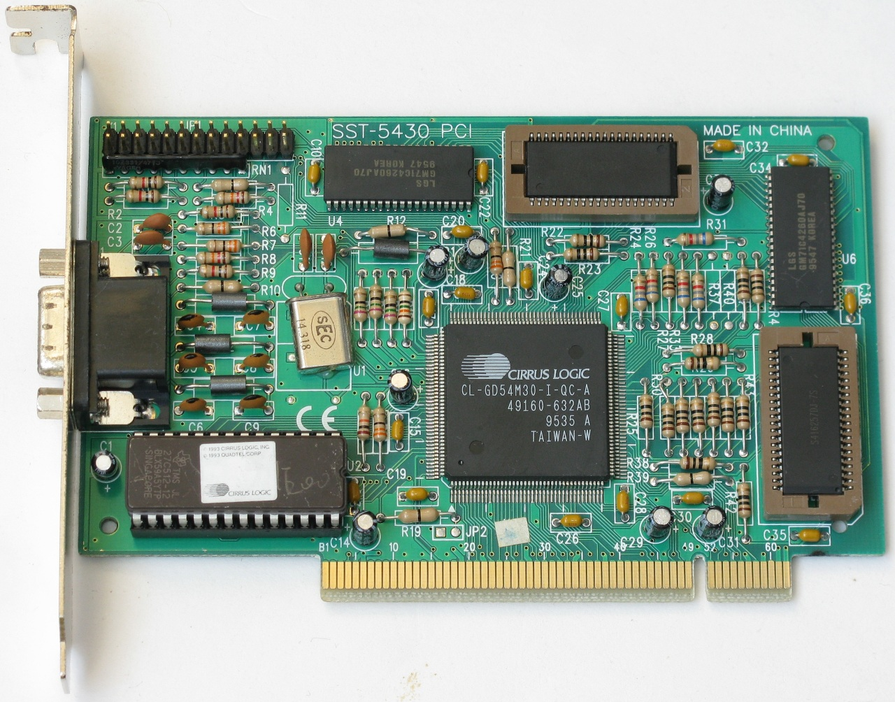 Cirrus Logic Vga Card Driver Download